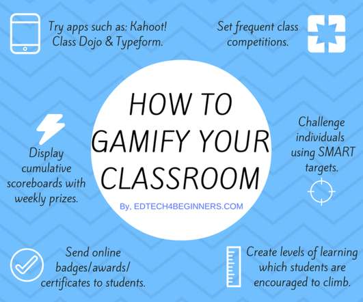 Books and Gamification - EdTech Update