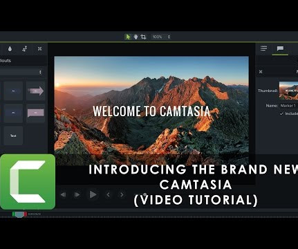Camtasia edtech update video preview introducing the new camtasia from techsmith education ccuart Gallery