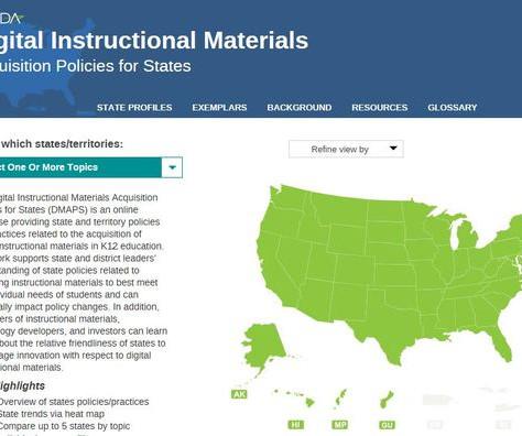 Instructional Materials Edtech Update