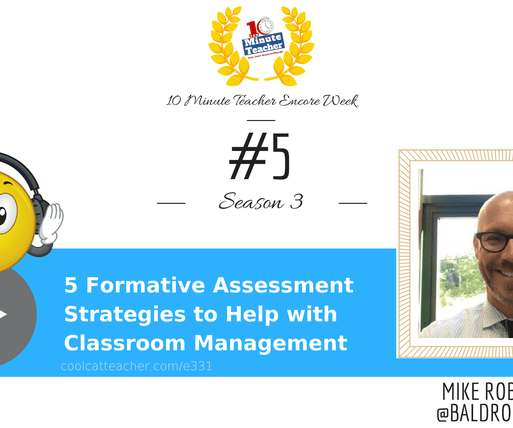 5 Formative Assessment Strategies to Help with Classroom Management