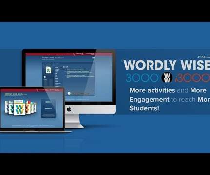 Top edtech update stem technology content for wedg 30 2017 learn why wordly wise has been a leader vocabulary and reading comprehension for millions of students schoolspecialty fandeluxe Image collections
