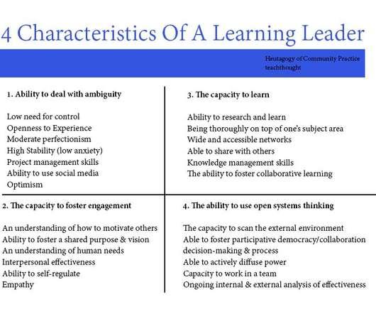 characteristics of a sports leader