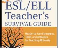 All Student Hand-Outs From Our First Book On Teaching ELLs Are Available For Free Again!